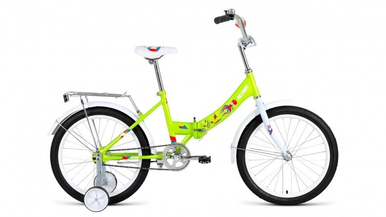Купить ALTAIR CITY KIDS 20 compact 2019