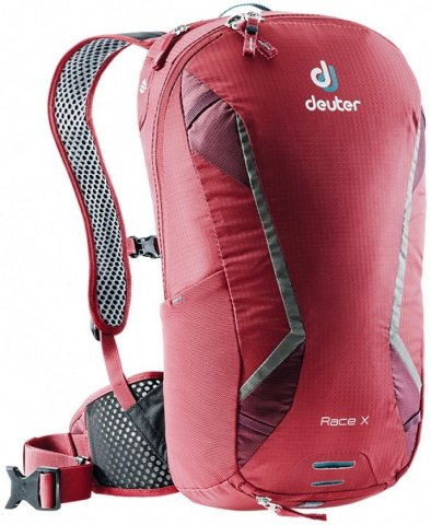 Купить Рюкзак DEUTER 2019 Race X 3207118/5528 cranberry-maron