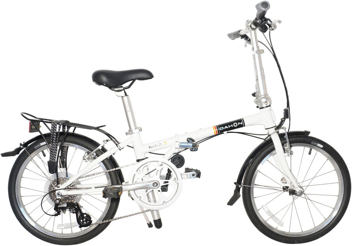Купить DAHON Boardwalk D8 20 2020