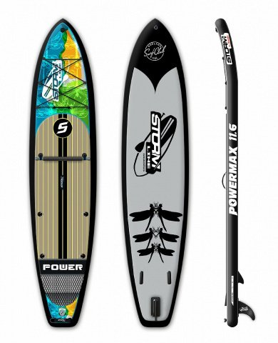 Купить SUP-доска Stormline Power Max 11.6
